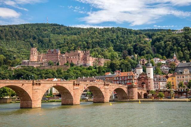 Heidelberg_Schloss Heidelberg
