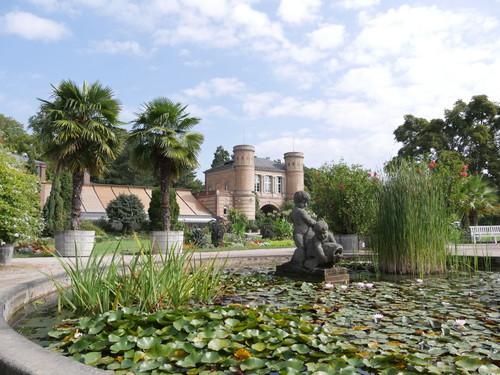 Karlsruhe Botanischer Garten