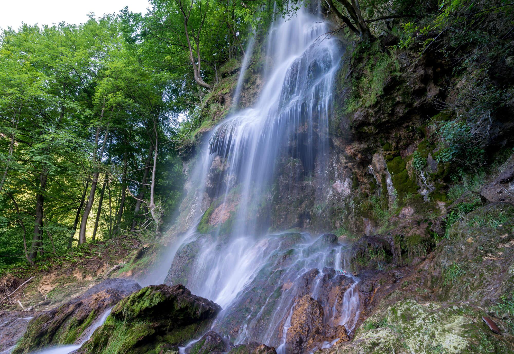 Bad Urach Wasserfall