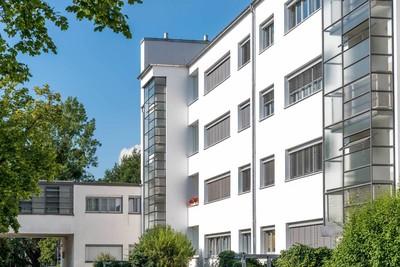 Dammerstock Siedlung Karlsruhe
