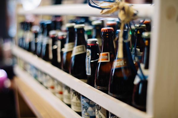 Bier Holzkiste