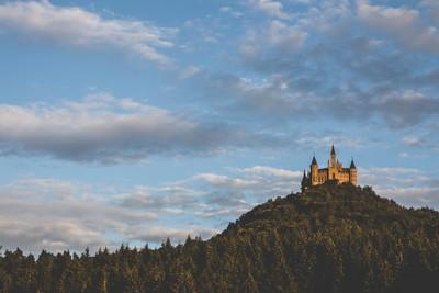 Burg Hohenzollern auf der Schwäbischen Alb_Yvonne Zagermann