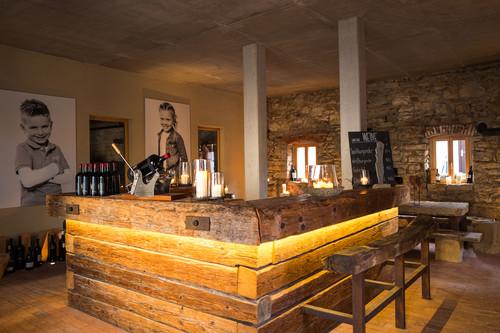 Wine Lounge at Winzerhof Keller