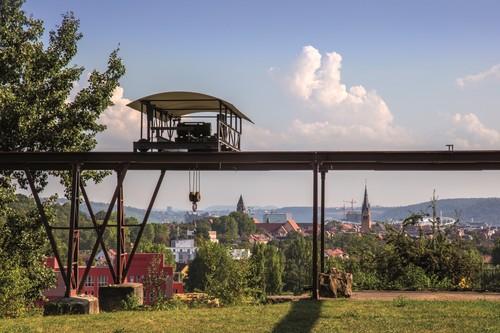 Stuttgart Travertinpark