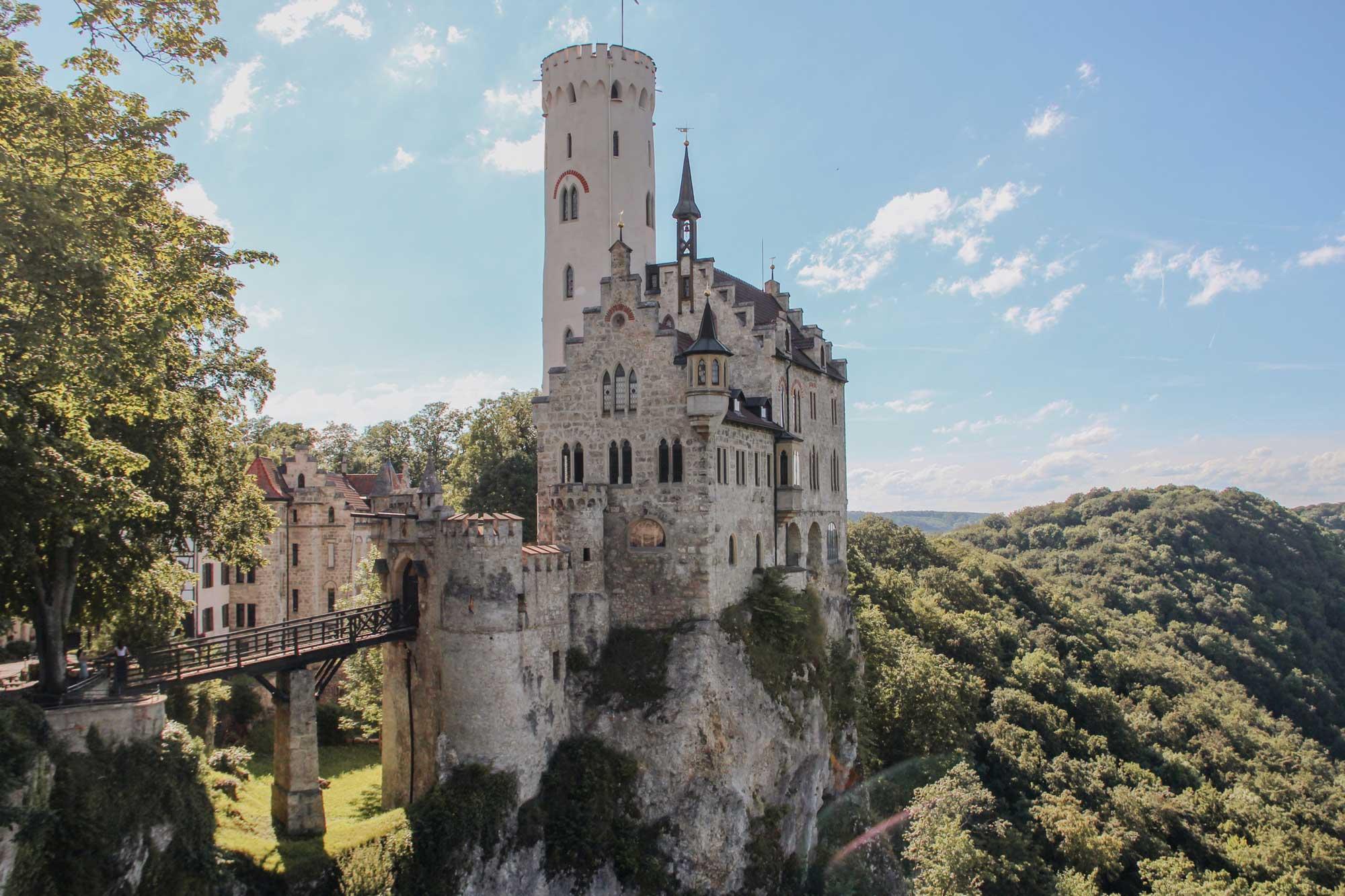 Schwäbische Alb_Schloss Lichtenstein