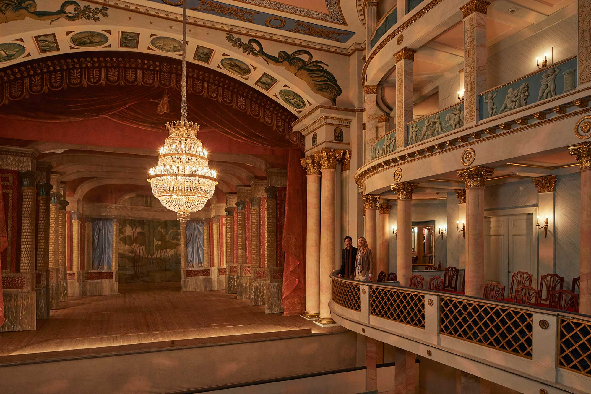 Schloss Ludwigsburg_Theater