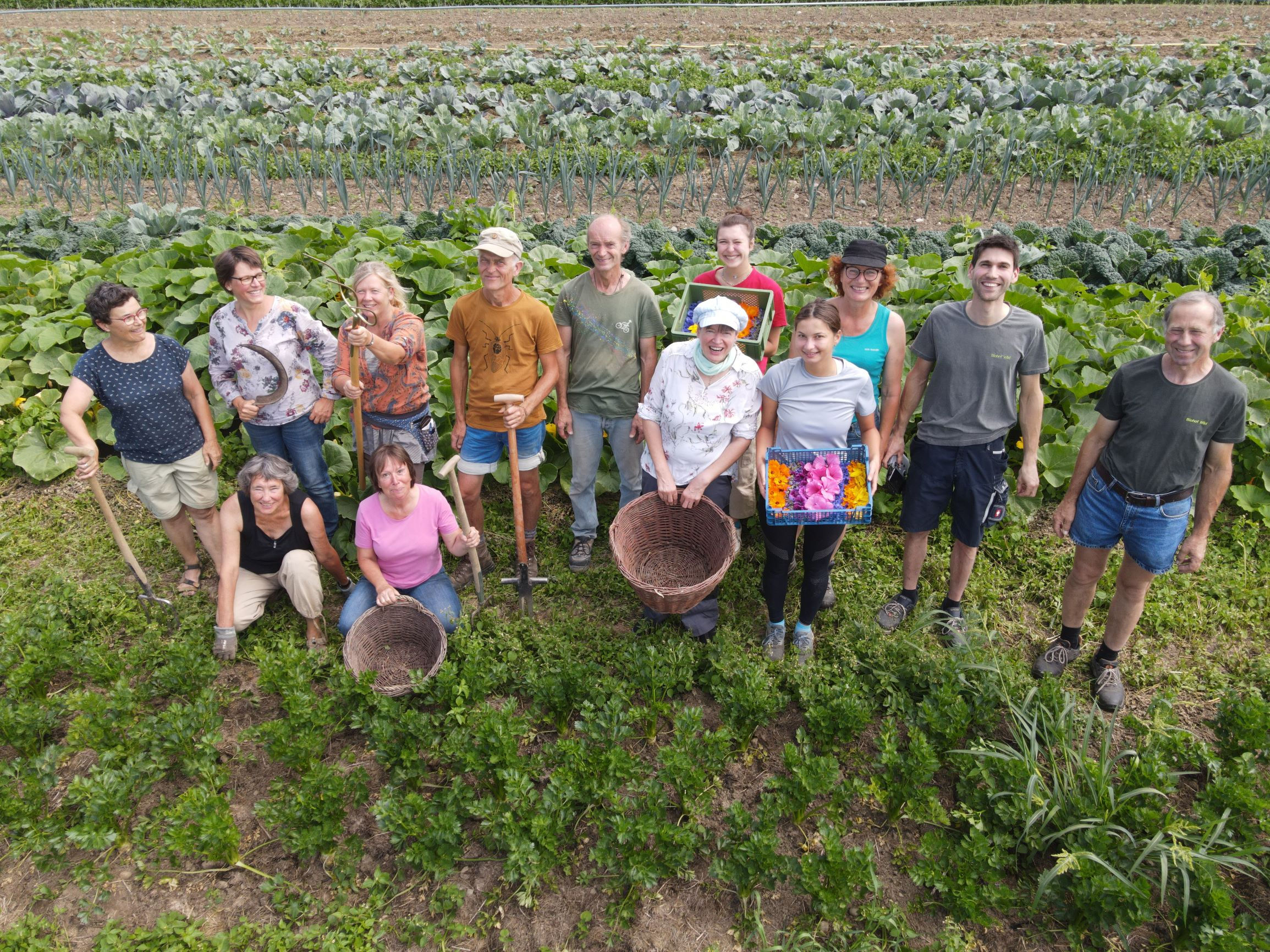 Community farming Bad Waldsee