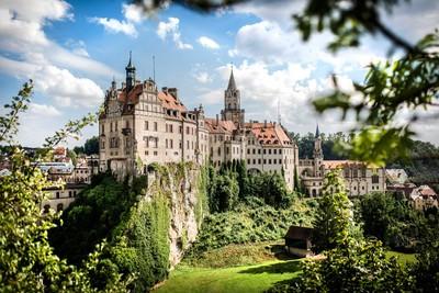 Schwäbische Alb_Hohenzollernschloss Sigmaringen