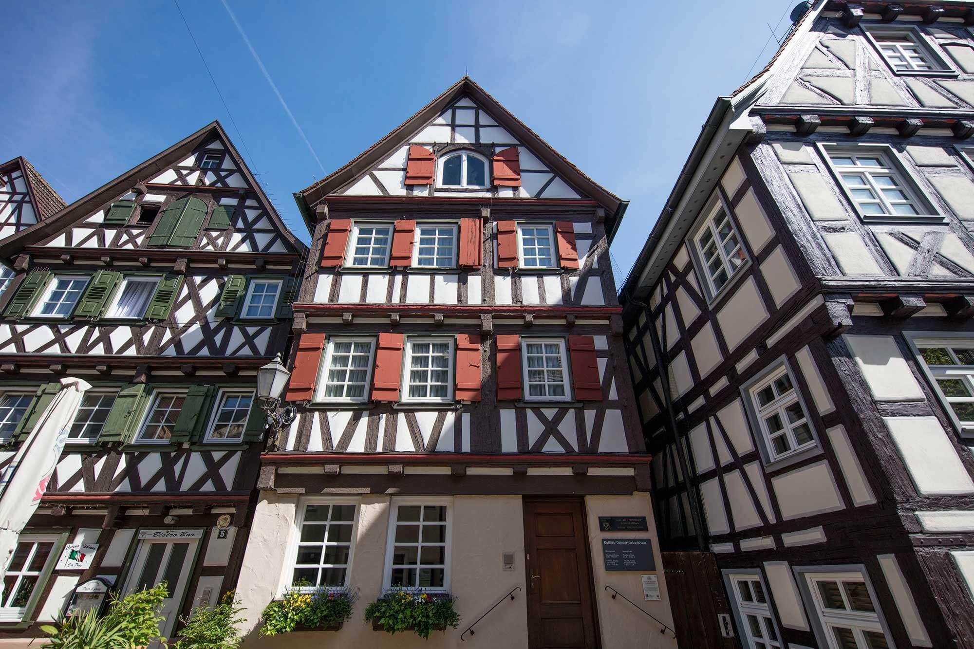 Schorndorf_Geburtshaus Daimler